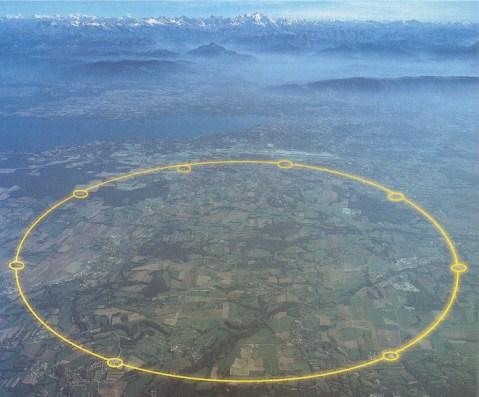 Cerns Large Hadron Collider