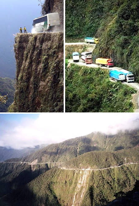 1. Jalan Maut di Bolivia1