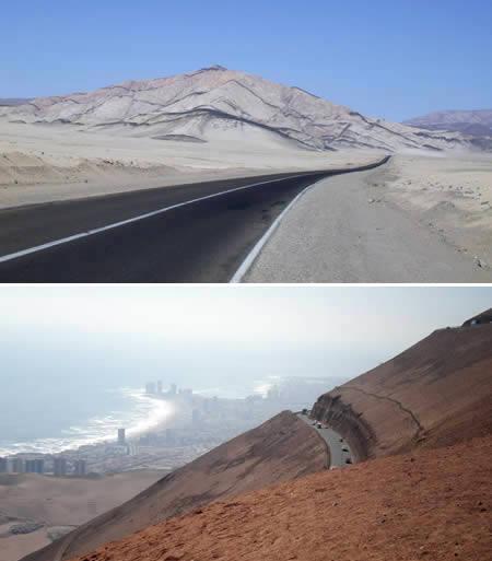 3. Ruta 5  Jalan Antara Arica ke Iquique di Chili1