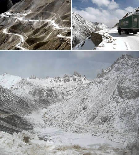 5. Jalan Raya Sichuan – Tibet di Cina3