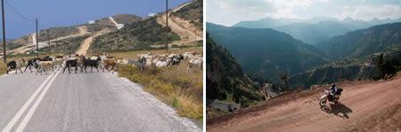 7. Jalan Patiopoulo – Perdikaki di Yunani
