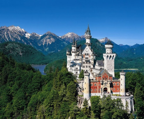 Neuschwanstein Castle, Jerman
