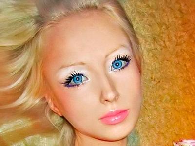 Gadis Barbie Valeria Lukyanova